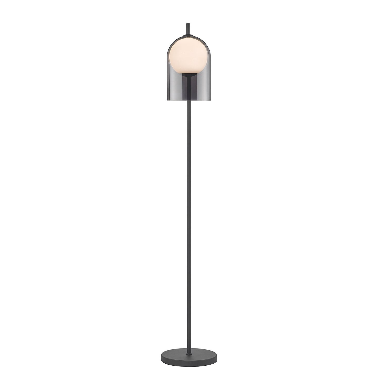 home24 LED-Stehleuchte Grays