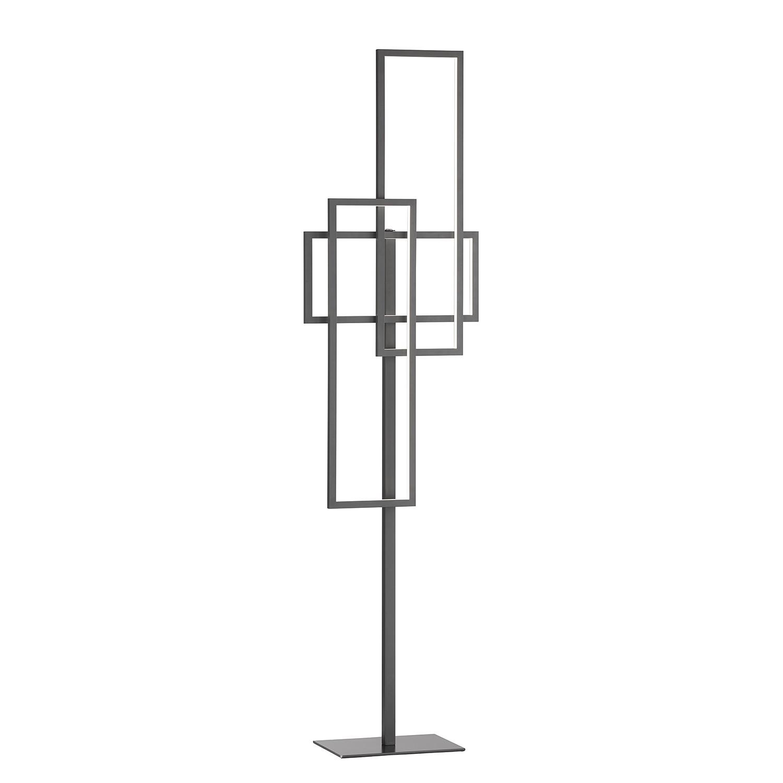 home24 LED-Stehleuchte Zenit III