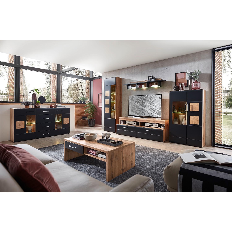 home24 Wohnwand Belloc (4-teilig)