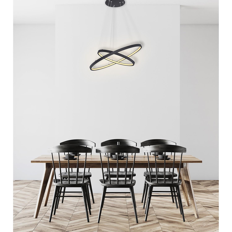 home24 LED-Pendelleuchte Ralph VI