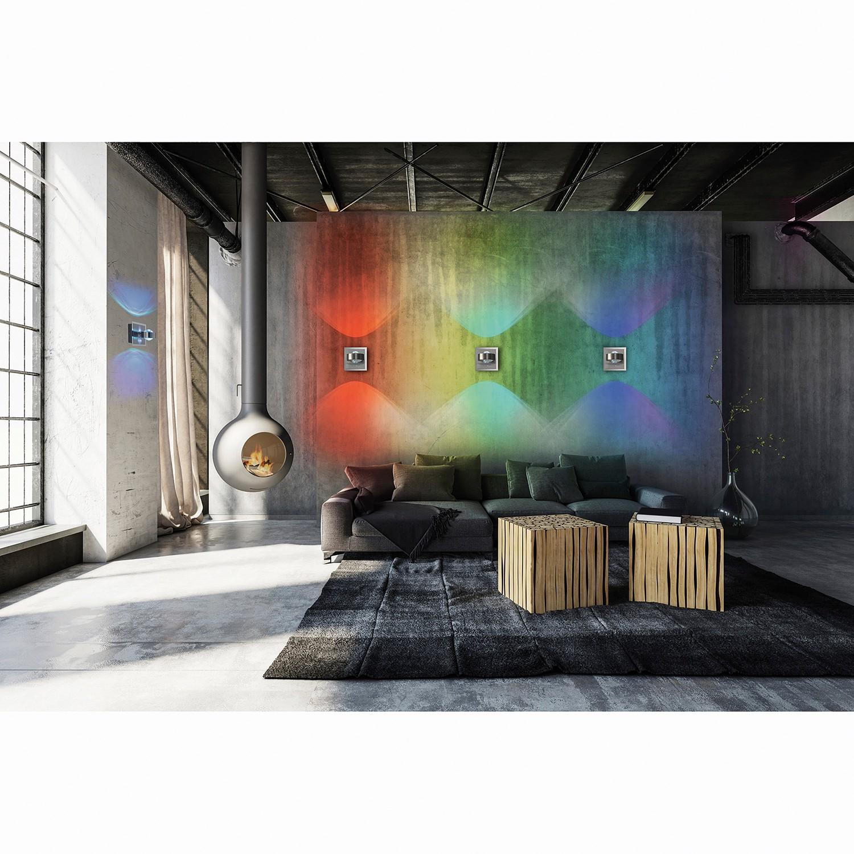 home24 LED-Wandleuchte Donneville
