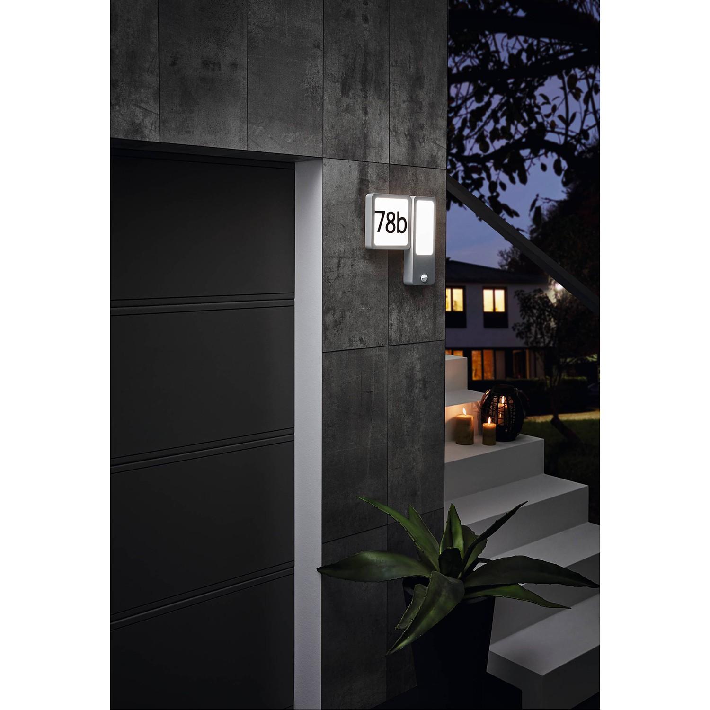 home24 LED-Wandleuchte Cheira