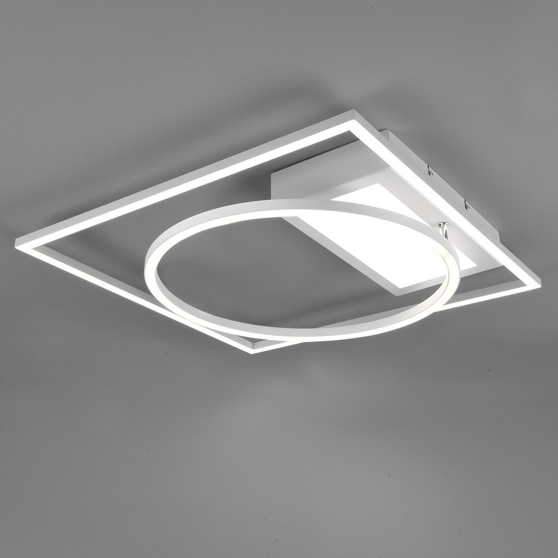 home24 LED-Deckenleuchte Downey