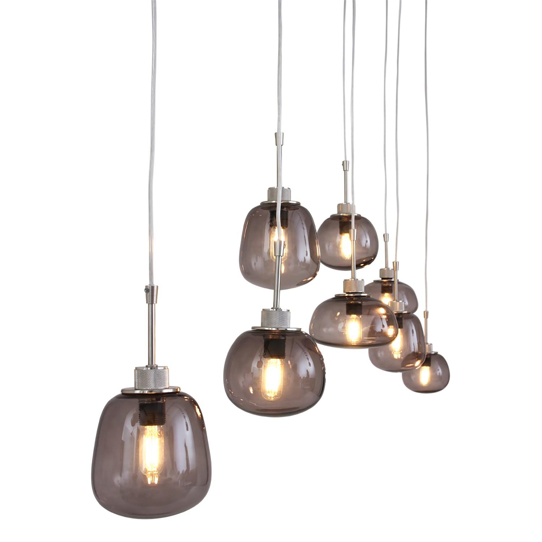 home24 LED-Pendelleuchte Bollique I