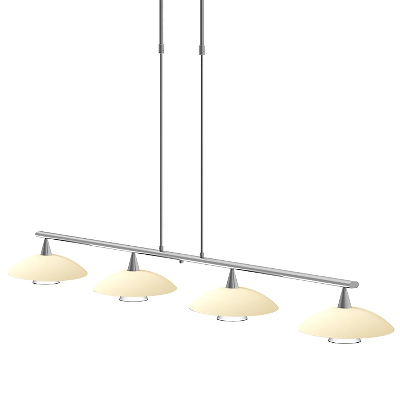 home24 LED-Pendelleuchte Tallerken V