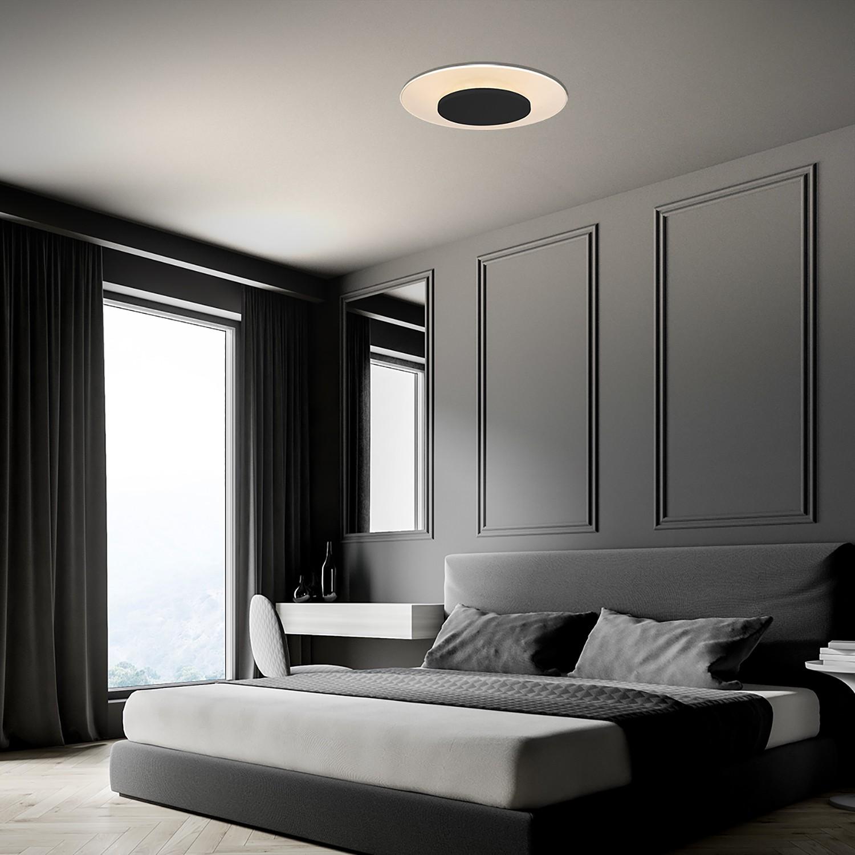 home24 LED-Deckenleuchte Lido