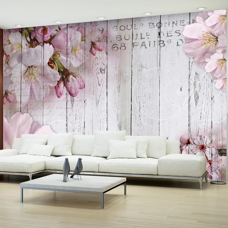Papier peint en intissé Apple Blossoms