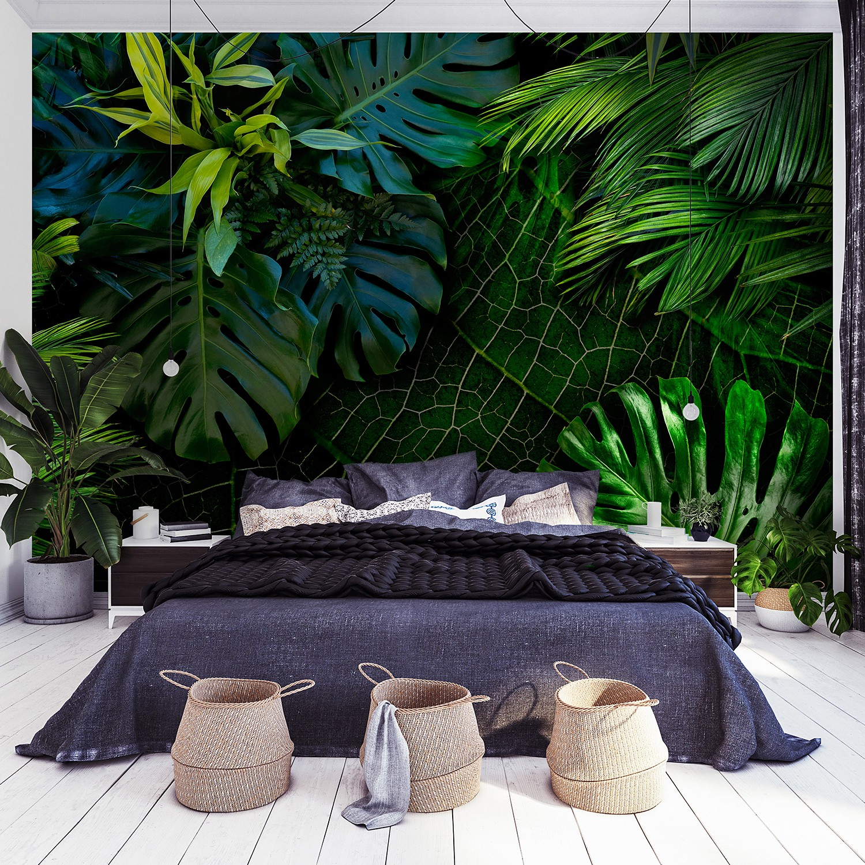 Papier peint en intissé Darl Jungle