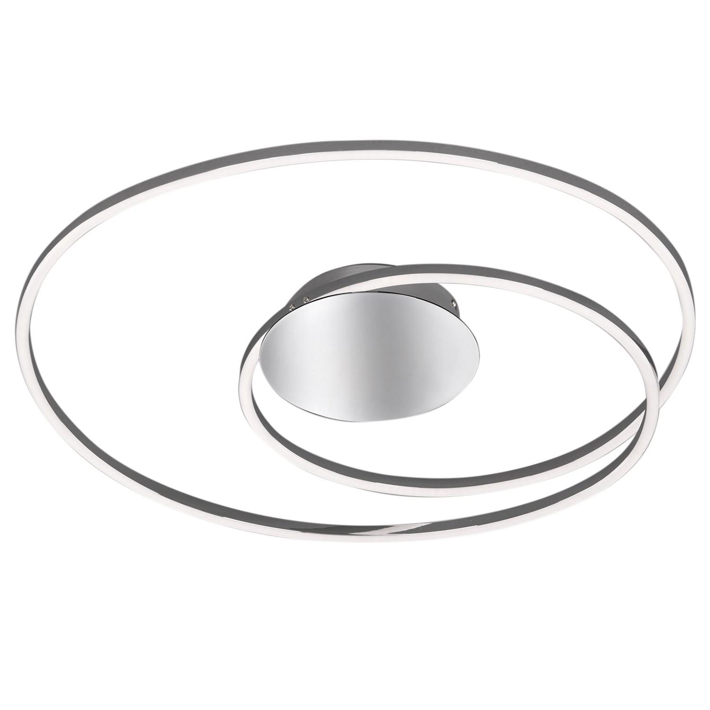 home24 LED-Deckenleuchte Cardini I