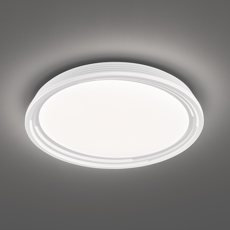 home24 LED-Deckenleuchte Avintes II