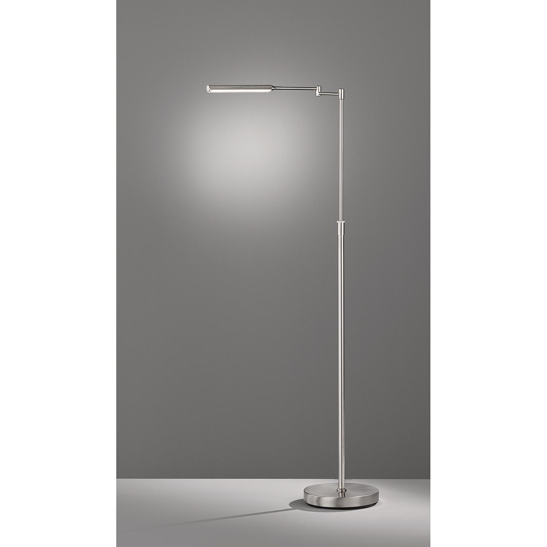 home24 LED-Stehleuchte Atessa