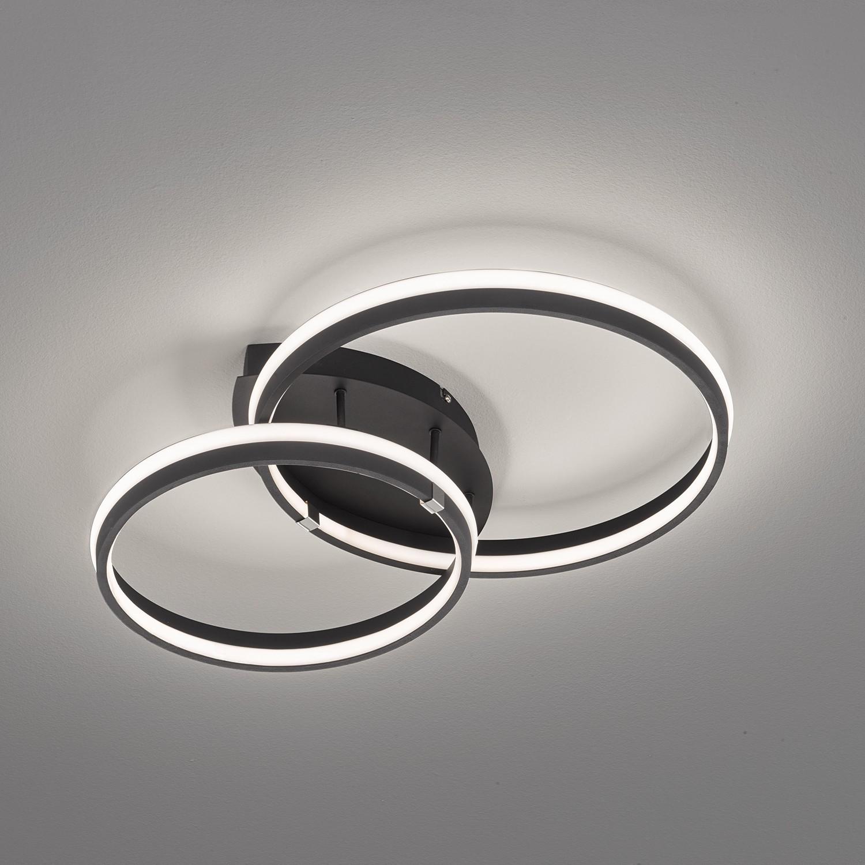 home24 LED-Deckenleuchte Belle