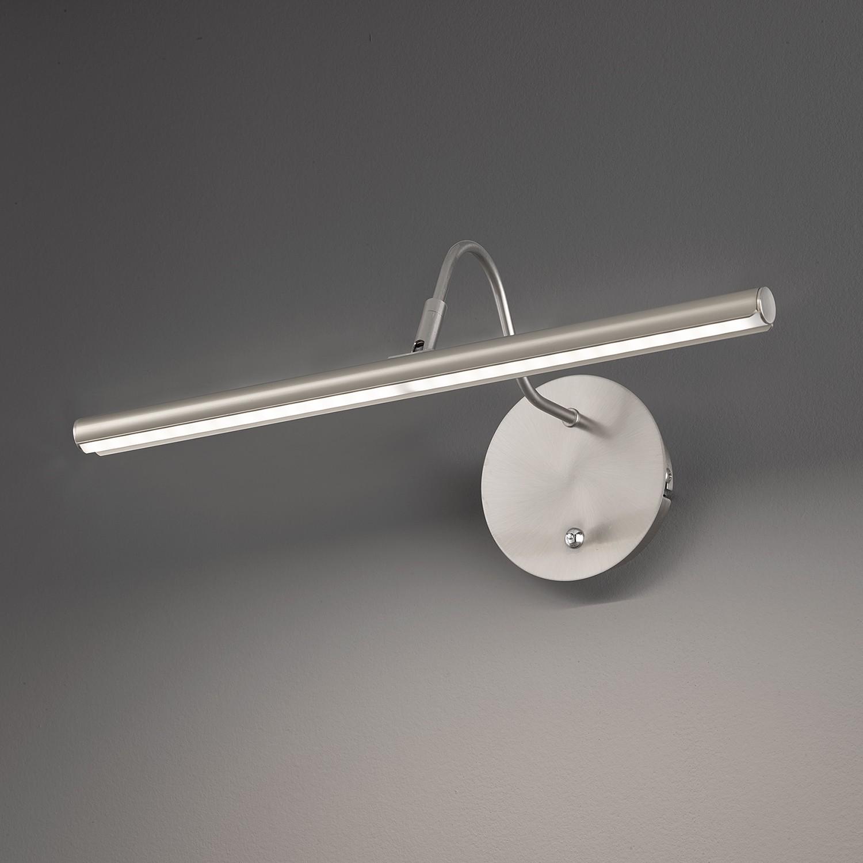 home24 LED-Wandleuchte Atelier