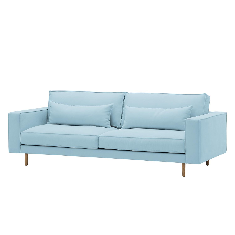 Bemerkenswert Couch Hellblau Referenz Von Sofa Lacona (3-sitzer) Webstoff