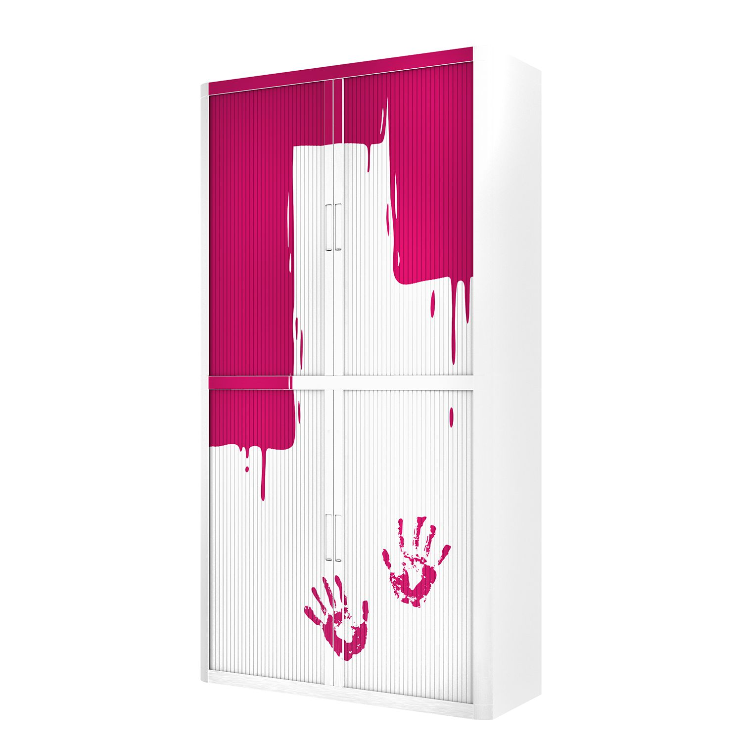 home24 Aktenschrank easyOffice Stickers I