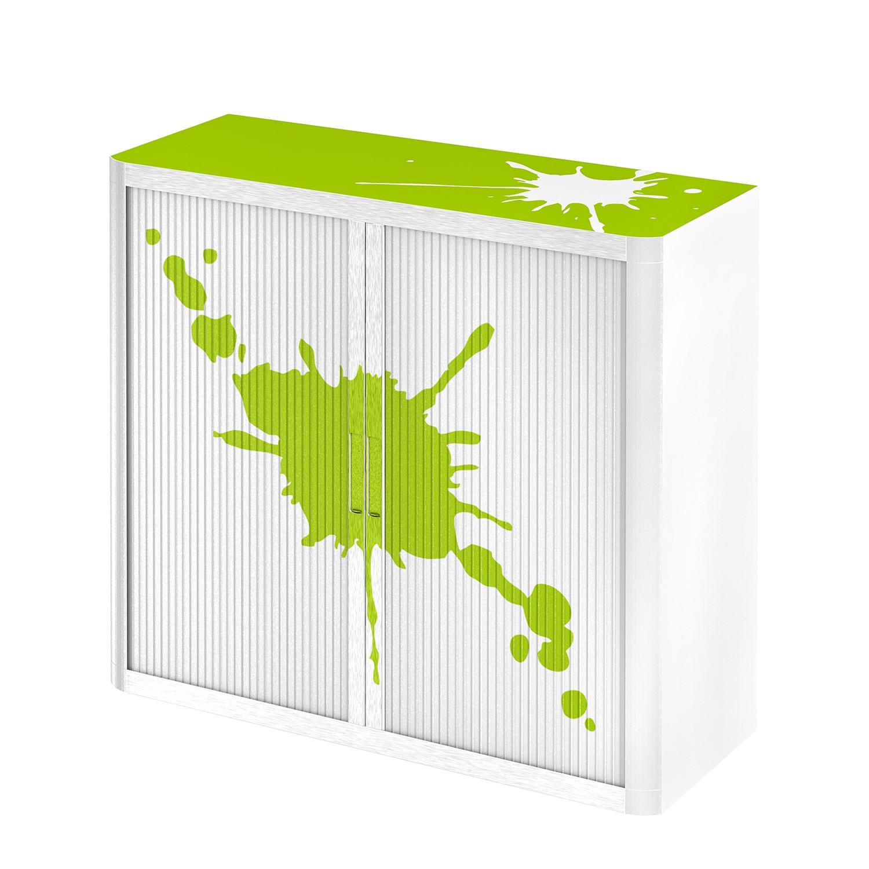 home24 Aktenschrank easyOffice Stickers II