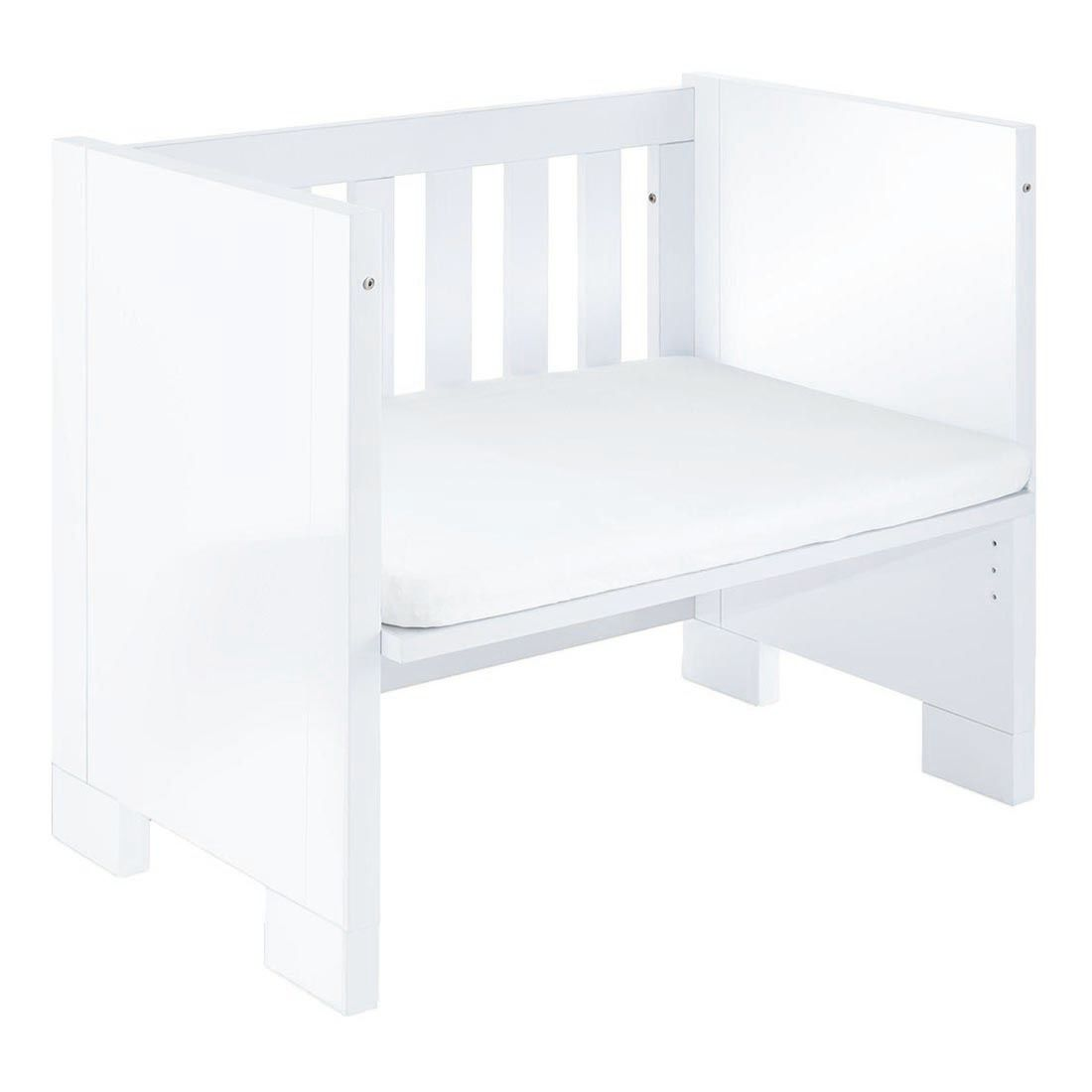 Lettino bedside Little Sky Kids - Bianco - Laccato, Pinolino