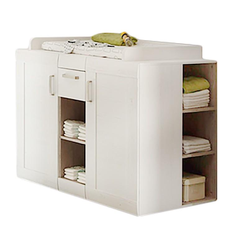 anstellregal wei preisvergleich. Black Bedroom Furniture Sets. Home Design Ideas