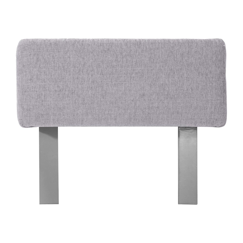 Arm- & Rückenlehnenelement Roxbury - Webstoff - 60 cm - 60 x 30 cm - Stoff Naya Grau-Beige, Fredriks