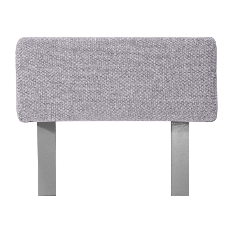 Arm- & Rückenlehnenelement Roxbury - Webstoff - 60 cm - 60 x 26 cm - Stoff Naya Grau-Beige, Fredriks