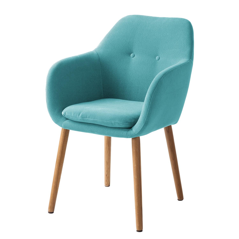 scrapeo 2 chaises noires avec accoudoirs. Black Bedroom Furniture Sets. Home Design Ideas