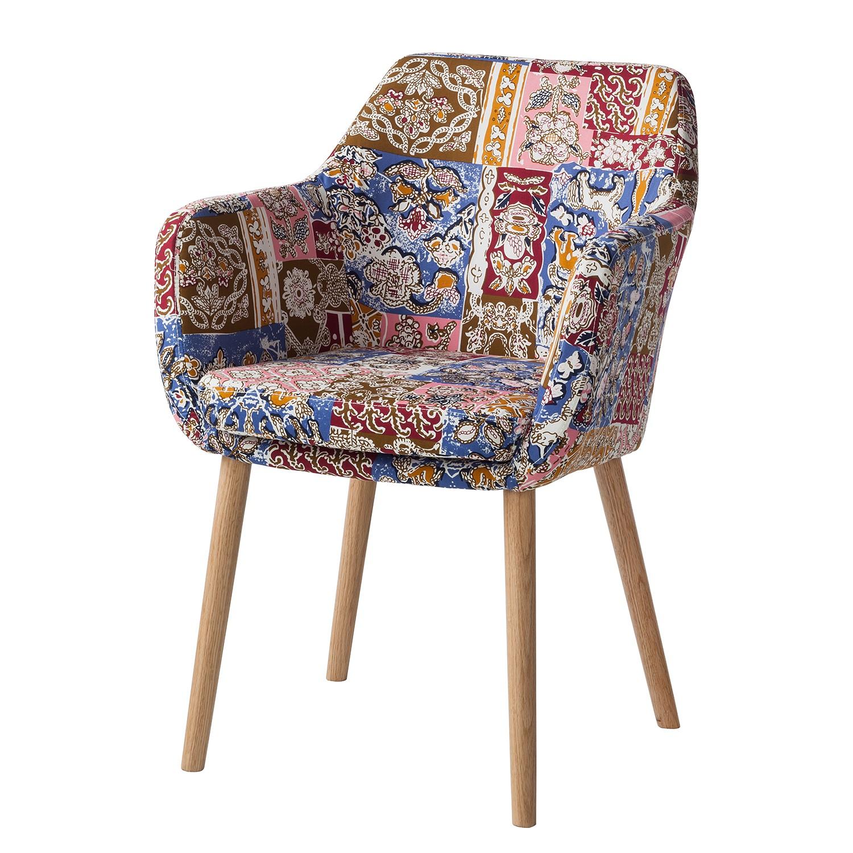 Armlehnenstuhl Leedy II   Küche und Esszimmer > Stühle und Hocker > Armlehnstühle   Blau   Textil   Moerteens