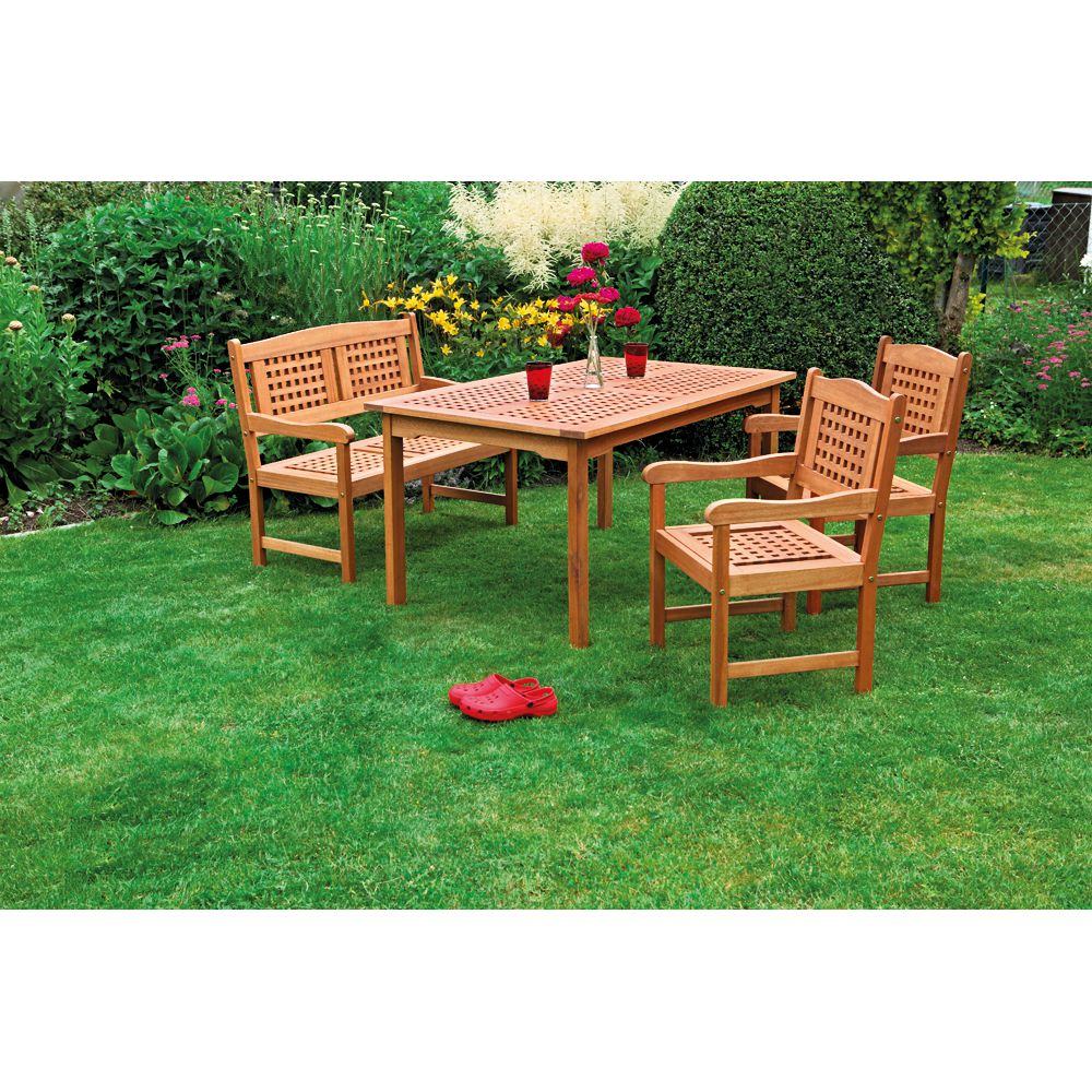 Chaise de jardin Lima