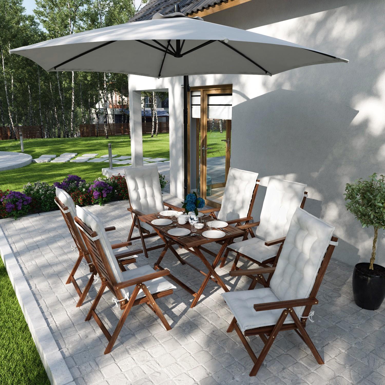 Home24 Kussens voor tuinstoel Garden Basic (2-d, Jardi