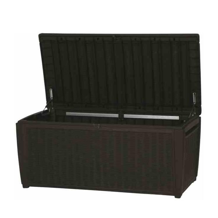 Auflagenbox Sumatra - Kunststoff - Mocca, Keter