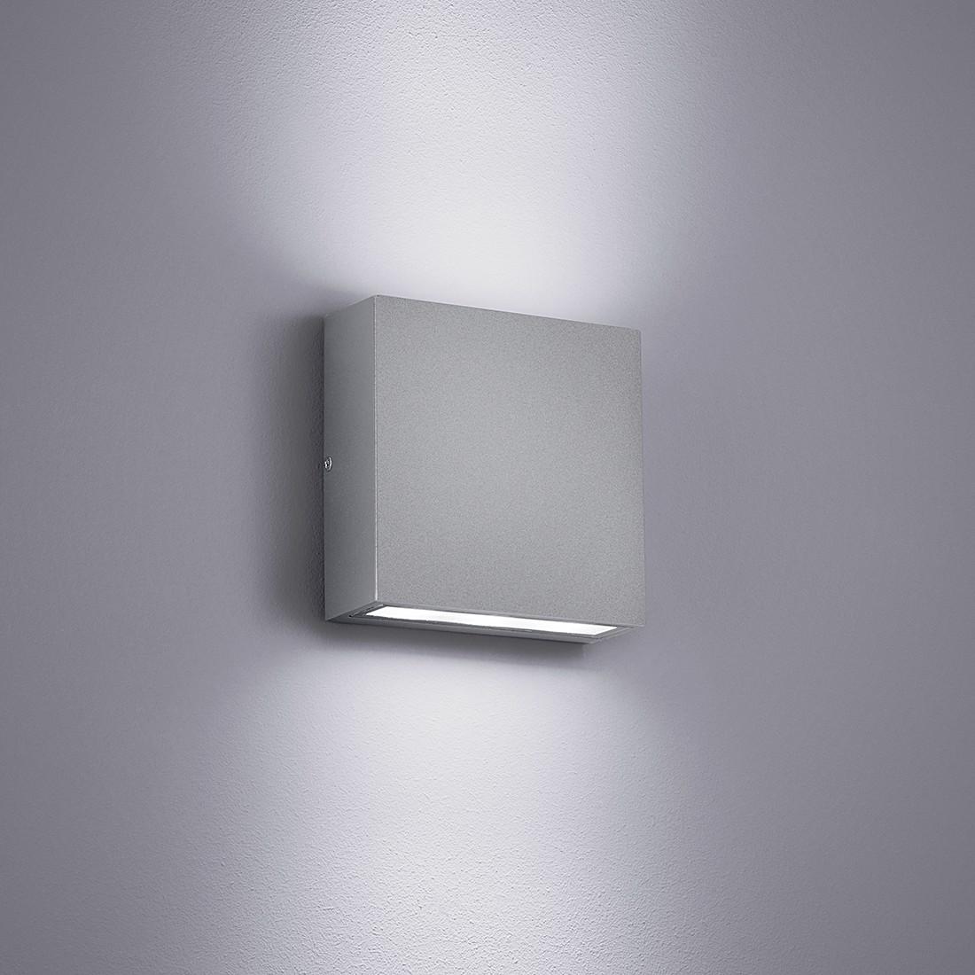 LED-Aussenleuchte THAMES - Aluminium / Kunststoff