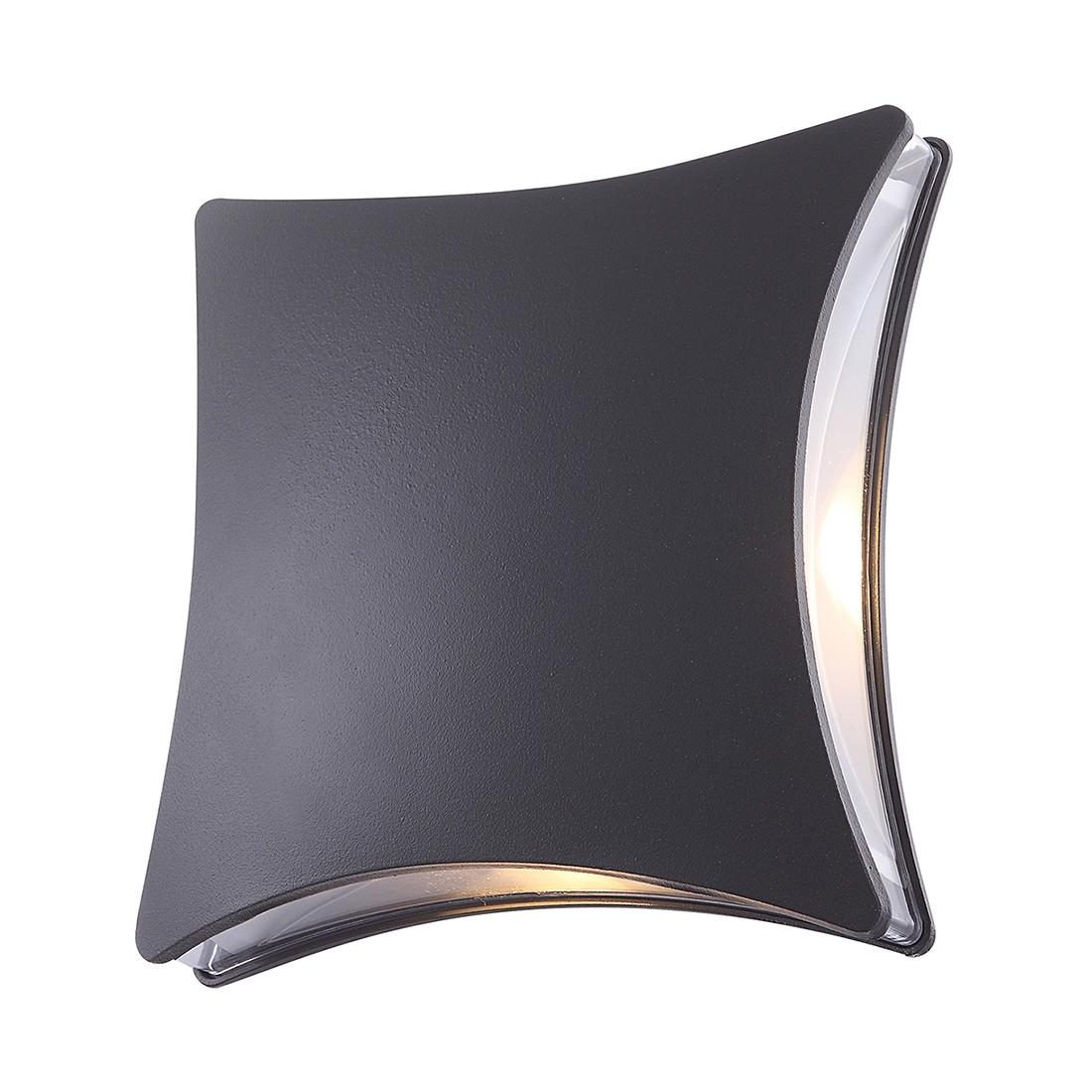 Lampada LED esterni Al Aluminium, Globo Lighting