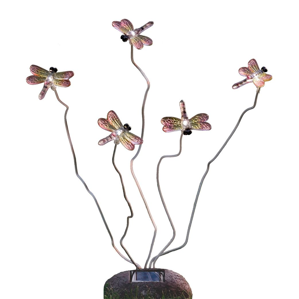 Außenleuchte Assisi Libelle Kaufen - Kunststoff 5-flammig