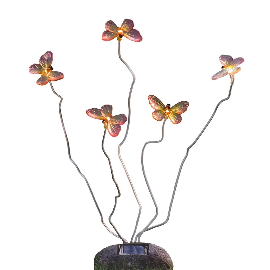 Aussenleuchte Assisi Schmetterling