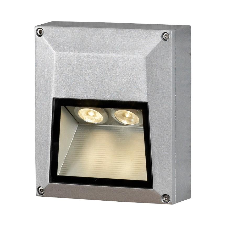 EEK A+, Außenleuchte Chieri II - Metall - 2-flammig, Konstsmide