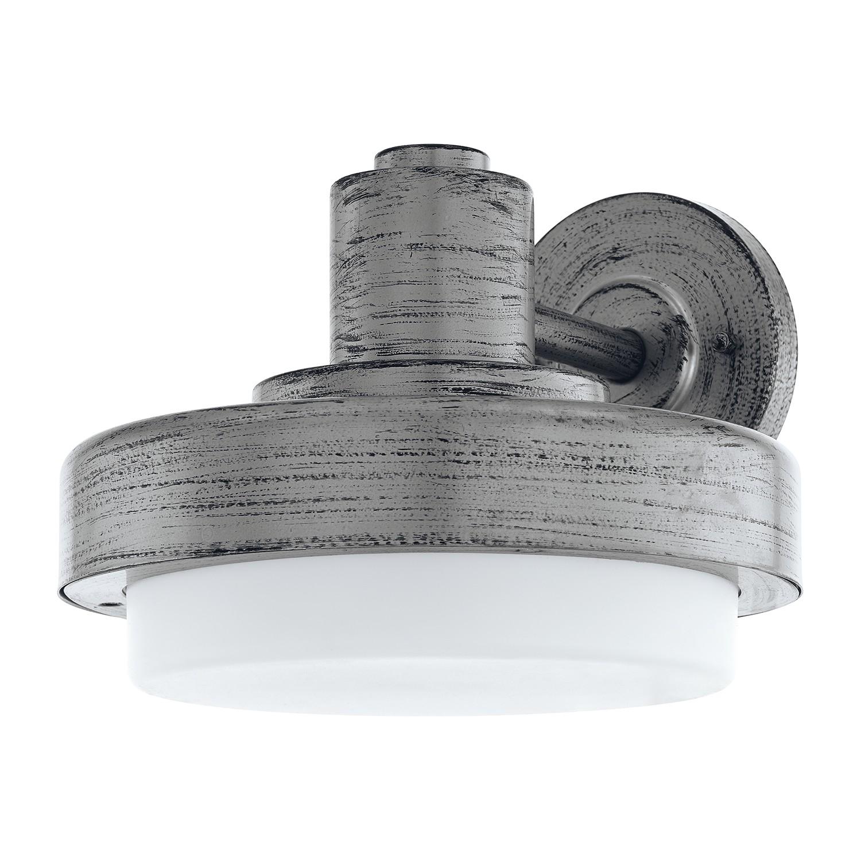 Aussenstrahler Tollera | Lampen > Aussenlampen > Aussenstrahler | Silber | Kunststoff - Metall | Eglo