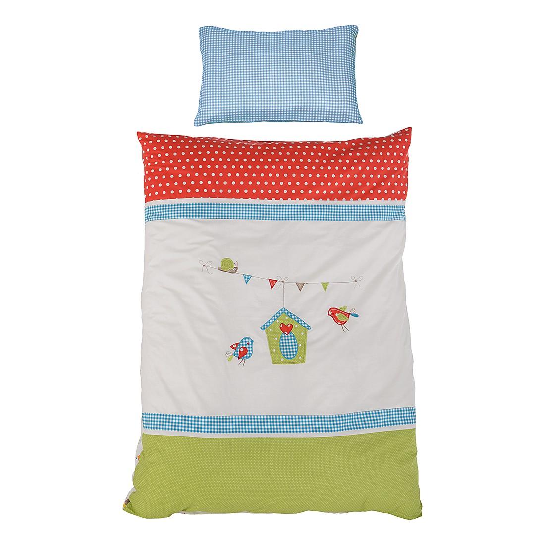 Parure de lit bébé Promenade en forêt