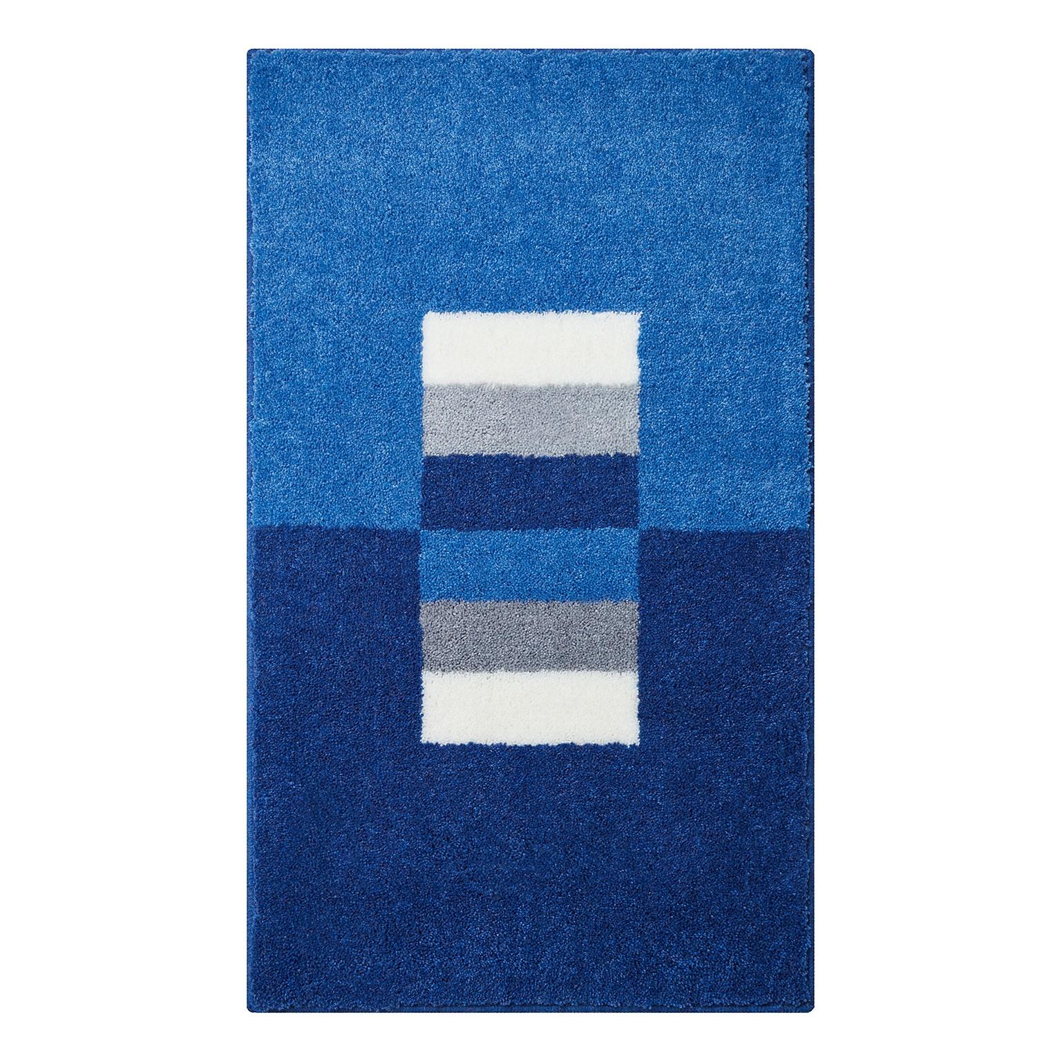home24 Badteppich Capricio II | Bad > Badgarnituren > Läufer & Matten | Blau | Textil | Grund