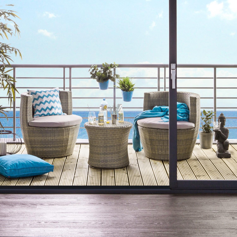 Balkonset Pooly 3-teilig Beitrag 5841