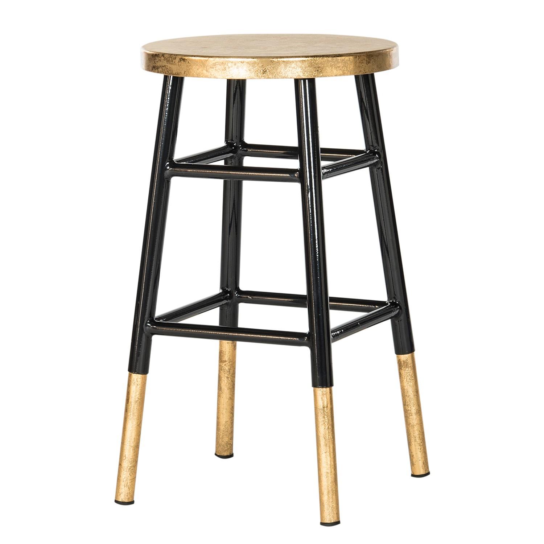 home24 Barhocker Druva I | Küche und Esszimmer > Bar-Möbel | Gold | Metall | Safavieh