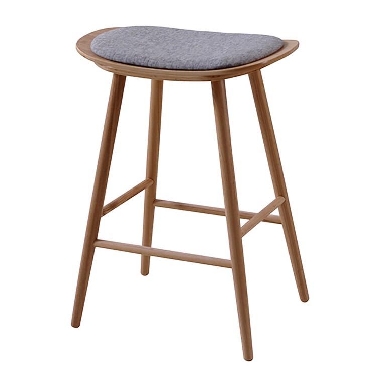 home24 Barhocker Endrup | Küche und Esszimmer > Bar-Möbel | Braun | Holz teilmassiv | Moerteens