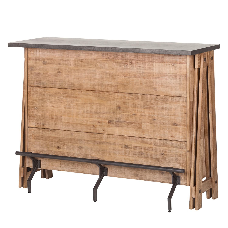 home24 Barschrank Beton | Küche und Esszimmer > Bar-Möbel | ars manufacti