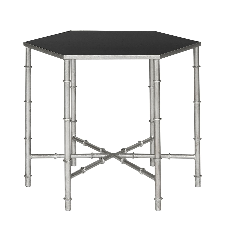Table d'appoint Kerri - Fer / Verre, Safavieh