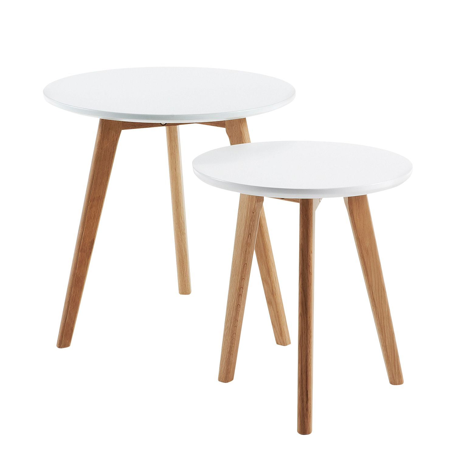 Table d'appoint Ockelbo (lot de 2)