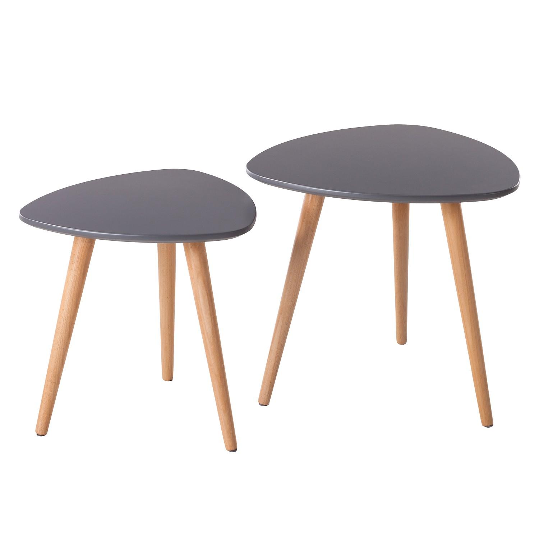 Table d'appoint Plock (2 éléments)