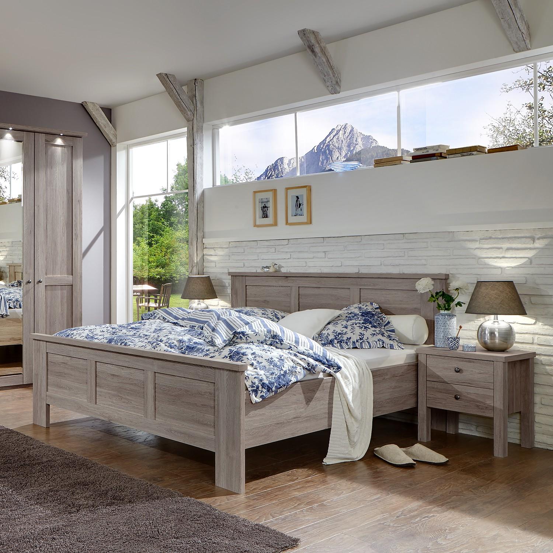 Schlafzimmermöbel - Bett Bergamo - Wiemann - Braun