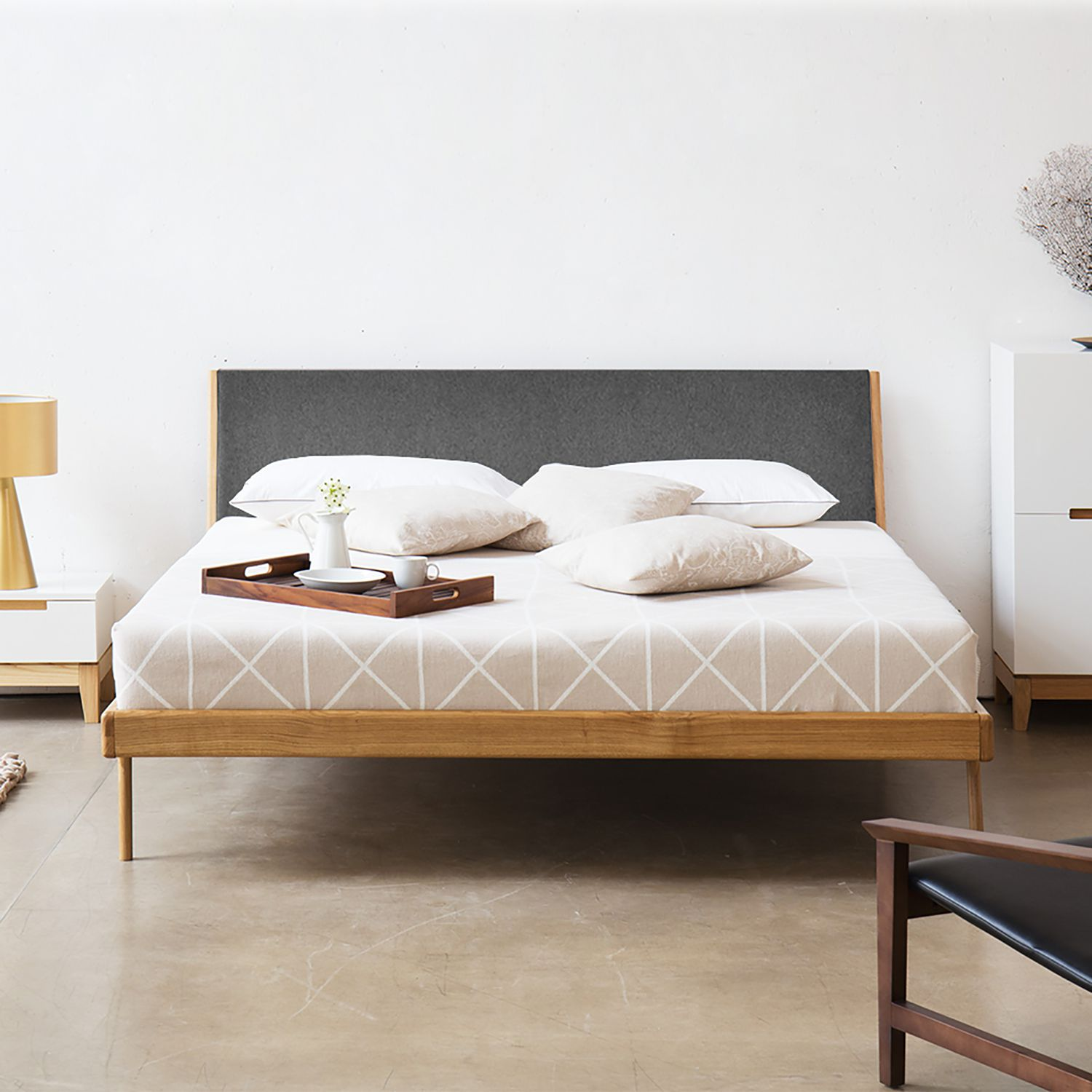 Bett Fawn I - Fashion For Home