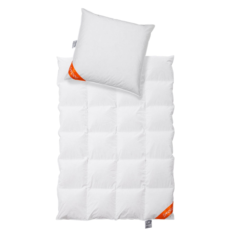 Daunenbett-Set Smood cozy (2-teilig)