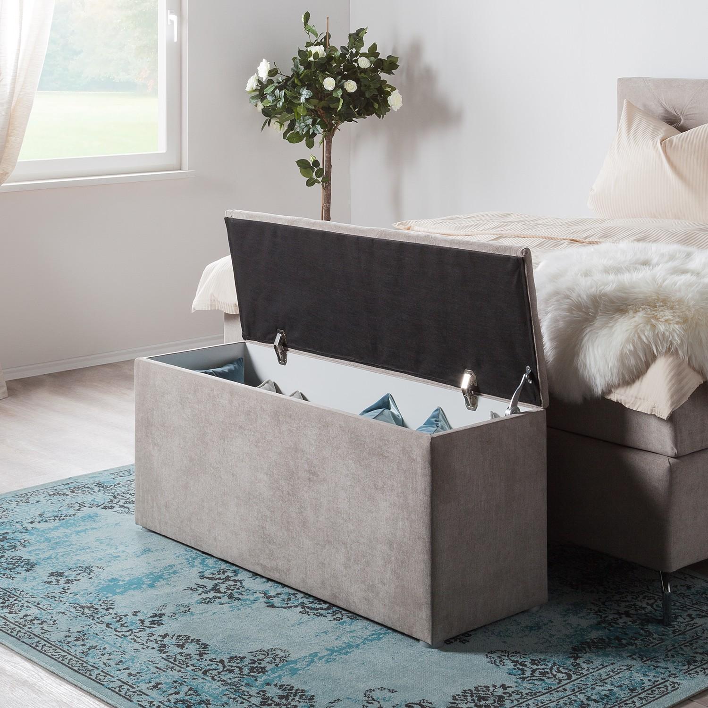 Schlafzimmermöbel - Betttruhe Dogali - Maison Belfort - Beige
