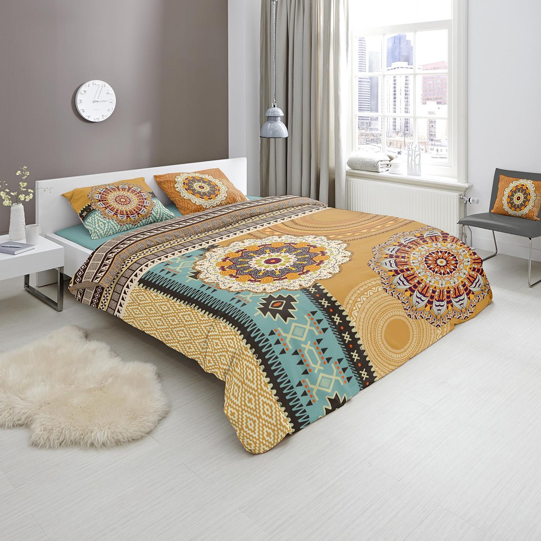 Elegante Bettwäsche 140 Cm X 220 Cm Baumwolle Bettbezug Baumwolle Endless May Bettwaren, -wäsche & Matratzen Möbel & Wohnen