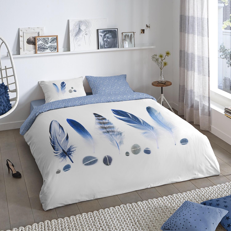 Bettwäsche Feathers Soft Home24